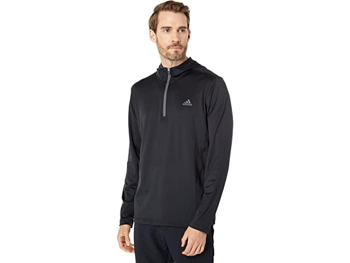 adidas アディダス メンズ トップス パーカー フーディ スウェット ブランド ゴルフ スポーツ 安心と信頼 カジュアル 男性 Golf ノベルティ Hoodie 大きいサイズ ビックサイズ Black 正規店 Novelty Men's Primegreen 取寄 プライムグリーン