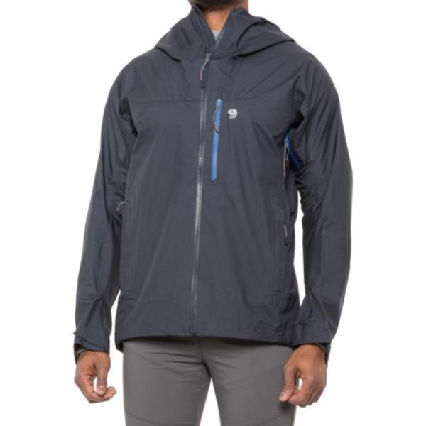 メンズ ジャケット コート アウター ブランド 男性 カジュアル ファッション 大きいサイズ セール商品 ビックサイズ 取寄 マウンテン ハードウェア ゴアテックス アクティブ 3L 超特価 Zinc Mountain Active Exposure2 For men Gore-Tex Dark Jacket Hardwear Men