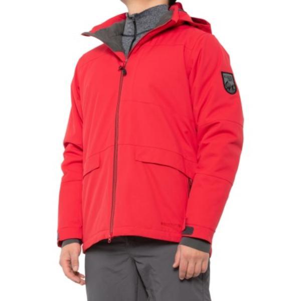 メンズ ジャケット スキー スノーボード ハイキング 登山 マウンテン アウトドア ウェア アウター ブランド 大きいサイズ ビックサイズ  (取寄) メンズ ボウルダー ギア アイガー プリマロフト スキー ジャケット Boulder Gear men Boulder Gear Eiger PrimaLoft Ski Jacket (For Men) Crimson Red