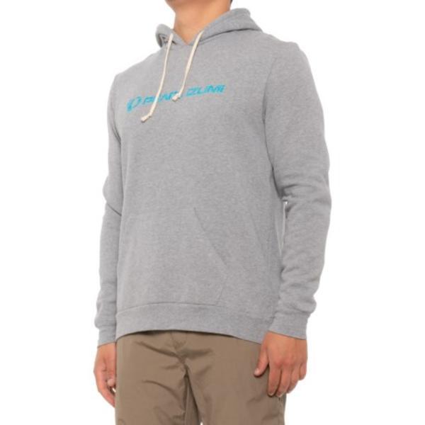 メンズ シャツ トップス ウェア 自転車 サイクリング 男性 ブランド 大きいサイズ ビックサイズ (取寄) メンズ パール プルオーバー フーディ Pearl Izumi men Pearl Izumi Pullover Hoodie (For Men) Static Logo Grey