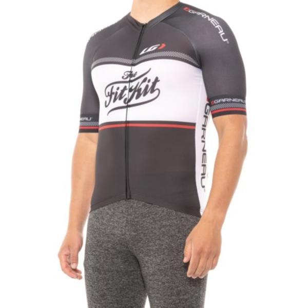 メンズ シャツ トップス ウェア 自転車 サイクリング 男性 ブランド 大きいサイズ ビックサイズ (取寄) メンズ 2 サイクリング ジャージ Louis Garneau men Louis Garneau Mondo 2 Cycling Jersey (For Men) Black