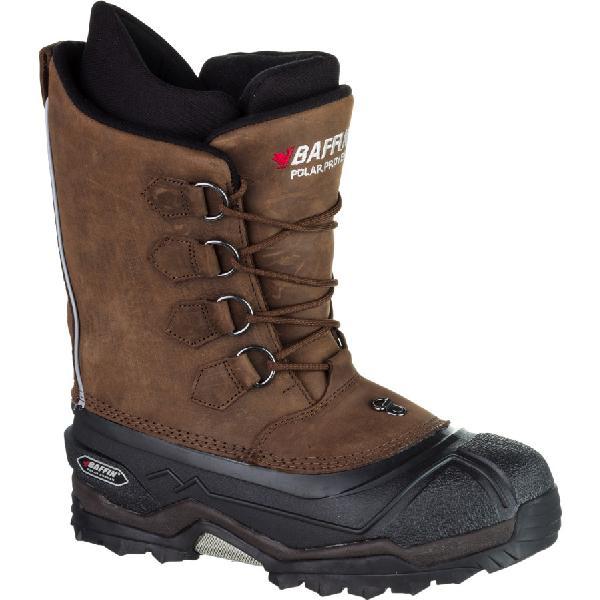 (取寄)バフィン メンズ コントロール マックス ブーツ Baffin Men's Control Max Boot Worn Brown