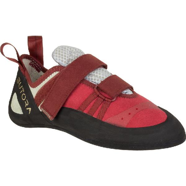 (取寄)ブトラ レディース エンデバー クライミングワイド フィット シューズ Butora Women Endeavor Climbing Wide Fit Shoe Crimson