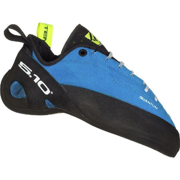 【マラソン ポイント10倍】(取寄)ファイブテン メンズ クァンタム クライミング シューズ Five Ten Men's Quantum Climbing Shoe Blue