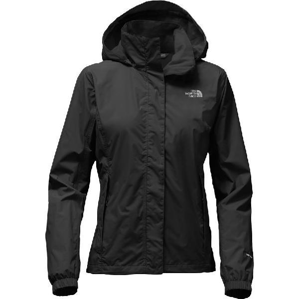 (取寄)ノースフェイス レディース リゾルブ 2 フーデッド ジャケット The North Face Women Resolve 2 Hooded Jacket Tnf Black