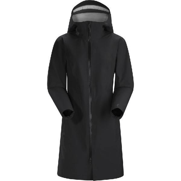 (取寄)アークテリクス レディース インベル ジャケット Arc'teryx Women Imber Jacket Black 【コンビニ受取対応商品】
