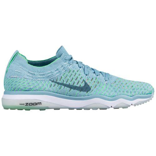 (取寄)Nike ナイキ レディース スニーカー トレーニングシューズ エア ズーム フェアレス フライニット Nike Women's Air Zoom Fearless Flyknit Mica Blue Smokey Blue Electro Green