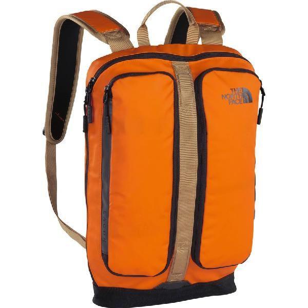 ノースフェイス リュック ベース キャンプ Lacon バックパック The North Face Base Camp Lacon Backpack Red Orange/Tnf Black