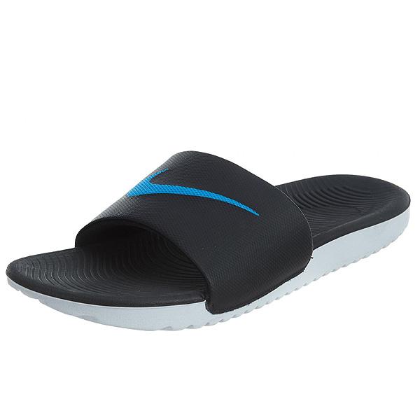 SWEETRAG Rakuten Ichiba Shop | Rakuten Global Market: Nike sandals Nike men  kava slide 832646 041 NIKE Men's Kawa Slide Black Blue Glow White
