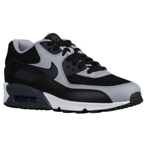 (取寄)Nike ナイキ メンズ エアマックス 90 スニーカー Nike Men's Air Max 90 Black Wolf Grey Anthracite Black