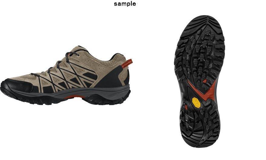 (索取)北脸人暴风雨3徒步旅行鞋徒步旅行鞋The North Face Men's Storm III Hiking Shoe Tnf Black/Phantom Grey