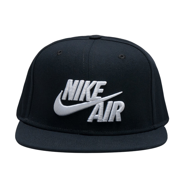 Nike cap air toe roux snapback cap NIKE AIR TRUE SNAPBACK CAP 805,063-010  black black