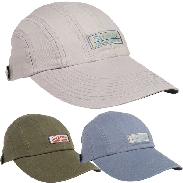 simms baseball hat cap howl double haul