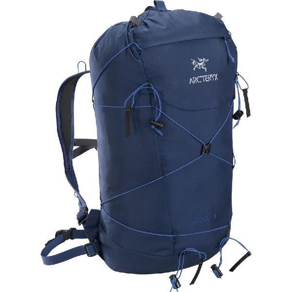 (取寄)アークテリクス シエルゾ 18 バックパック Arc'teryx Men's Cierzo 18 Backpack Inkwell