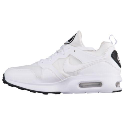 (order) Nike men Air Max prime Nike Men s Air Max Prime White White Pure  Platinum Black 03ebea7c9