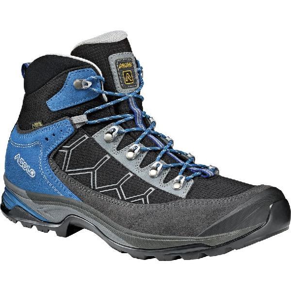 (取寄)アゾロ メンズ ファルコン GV ハイキング ブーツ Asolo Men's Falcon GV Hiking Boot Graphite/Black