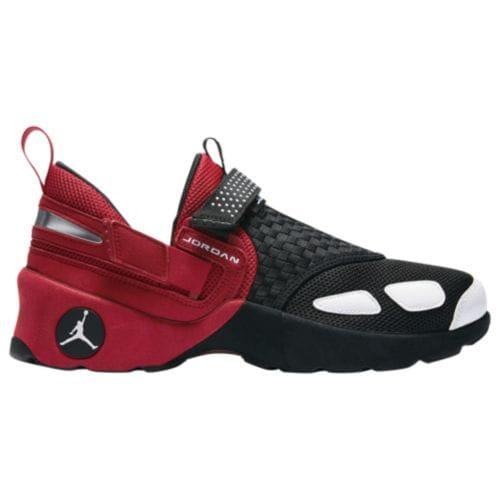 (取寄)ジョーダン メンズ トランナー トレーニングシューズ LX Jordan Men's Trunner LX Black White Gym Red