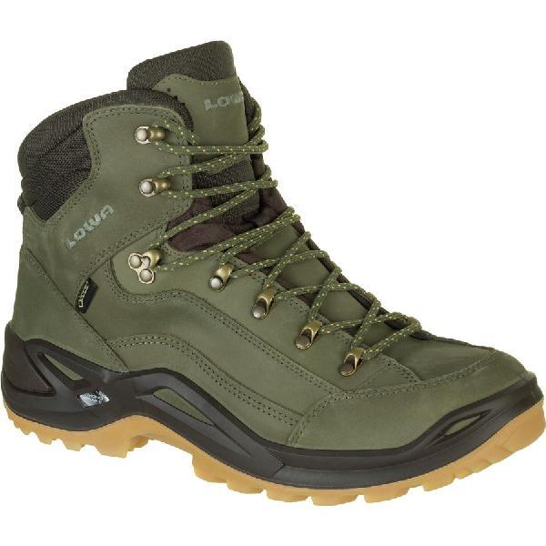 【クーポンで最大2000円OFF Forest/Dark ハイキング GTX】(取寄)ローバー メンズ レネゲード GTX ミッド ハイキング ブーツ Lowa Men's Renegade GTX Mid Hiking Boot Forest/Dark Brown, 富山村:434f57f4 --- officewill.xsrv.jp