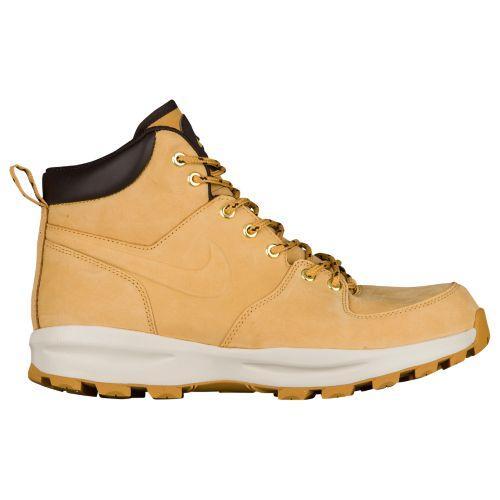 (取寄)Nike ナイキ メンズ マノア ブーツ Nike Men's Manoa Haystack Haystack Velvet Brown【outdoor_d19】