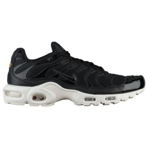 (取寄)Nike ナイキ メンズ エア マックス プラス ブリーズ スニーカー ランニングシューズ Nike Men's Air Max Plus BR Black Black Summit White Anthracite