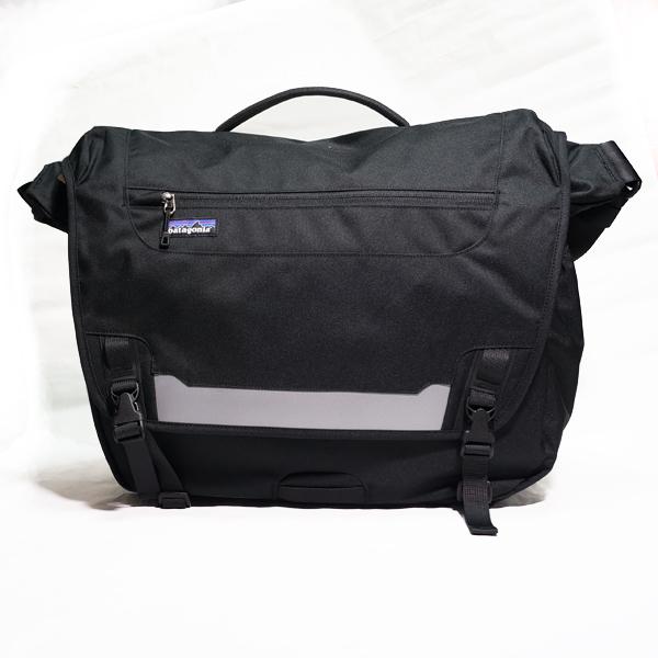 Patagonia Messenger Bag Half Trout Mass P6 Shoulder Black