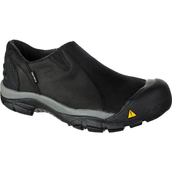 (取寄)キーン メンズ ブリクセン ロー ブーツ KEEN Men's Brixen Lo Boot Black/Gargoyle