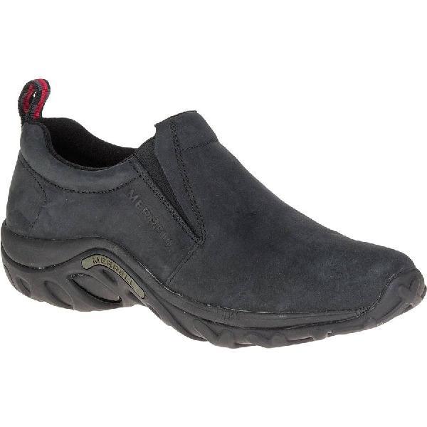 (取寄)メレル メンズ ジャングル モック ヌバック シューズ Merrell Men's Jungle Moc Nubuck Shoe Black