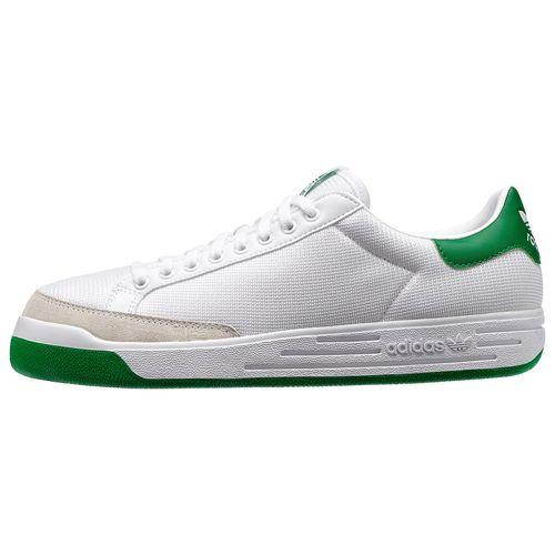アディダス オリジナルス メンズ ロッドレーバー シューズ adidas Men's Rod Laver Shoes Running White Ftw / Running White / Fairway あす楽対応