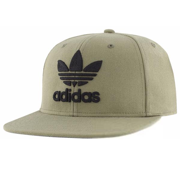 Adidas hat original scabbing chain snapback olive khaki adidas ORIGINALS  Chain Snapback Cap CH7295 correspondence ed32c5163b0