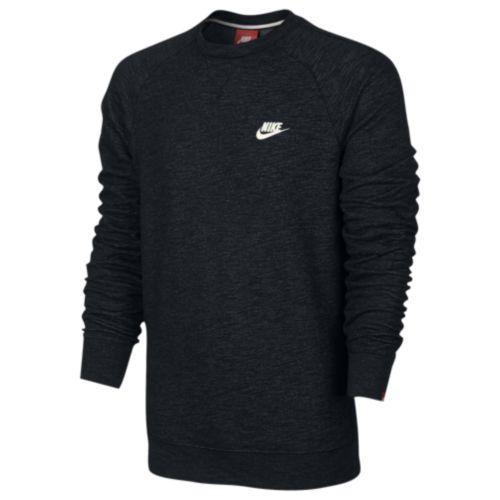 (取寄)Nike ナイキ メンズ トレーナー NSW レガシー FT クルー Nike Men's NSW Legacy FT Crew Black Heather