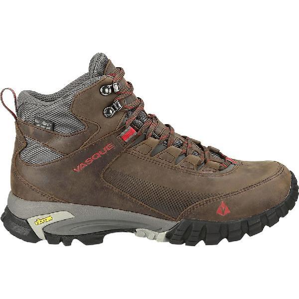 (取寄)バスク メンズ タラス トレック ウルトラドライ ハイキング ブーツ Vasque Men's Talus Trek UltraDry Hiking Boot Slate Brown/Chili Pepper