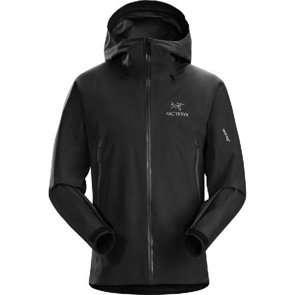 (取寄)アークテリクス メンズ ビーター LT ジャケット Arc'teryx Men's Beta LT Jacket Black