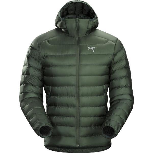 (取寄)アークテリクス メンズ セリウム LT フーデッド ダウン ジャケット Arc'teryx Men's Cerium LT Hooded Down Jacket Cypress
