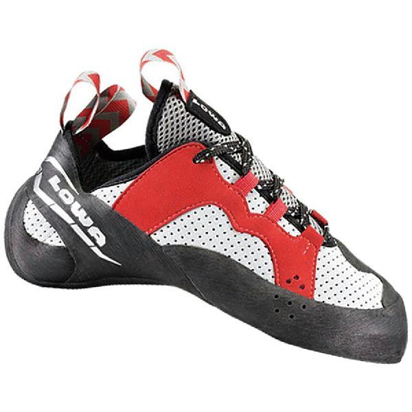(取寄)ローバー レッド イーグル レース クライミング シューズ Lowa Men's Red Eagle Lace Climbing Shoe Red/Gray