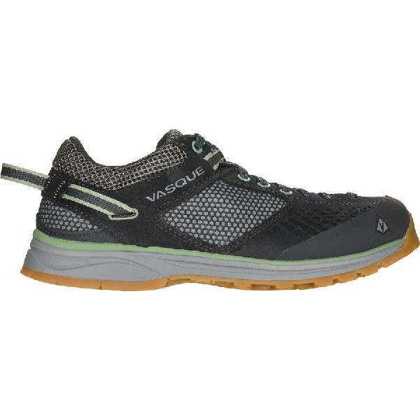 (取寄)バスク レディース グランド トラバース ハイキング シューズ ハイキングシューズ Vasque Women Grand Traverse Hiking Shoe Ebony/Basil
