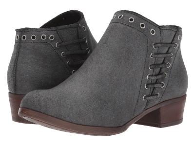 (取寄)ミネトンカ レディース Brenna ブーツ Minnetonka Women Brenna Boot Vintage Charcoal