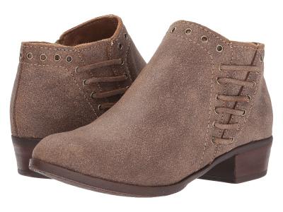 (取寄)ミネトンカ レディース Brenna ブーツ Minnetonka Women Brenna Boot Vintage Brown
