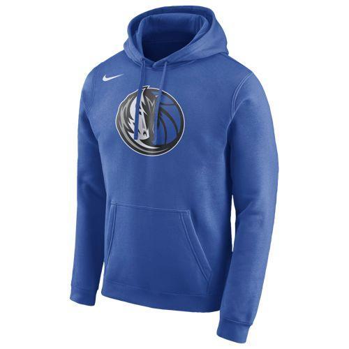 (取寄)Nike ナイキ メンズ パーカー NBA クラブ ロゴ フーディ Nike Men's NBA Club Logo Hoodie Royal