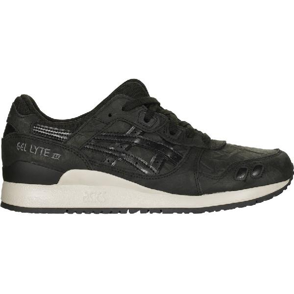 (取寄)アシックス ゲル-Lyte III シューズ Asics Men's Gel-Lyte III Shoe Black/Black/White