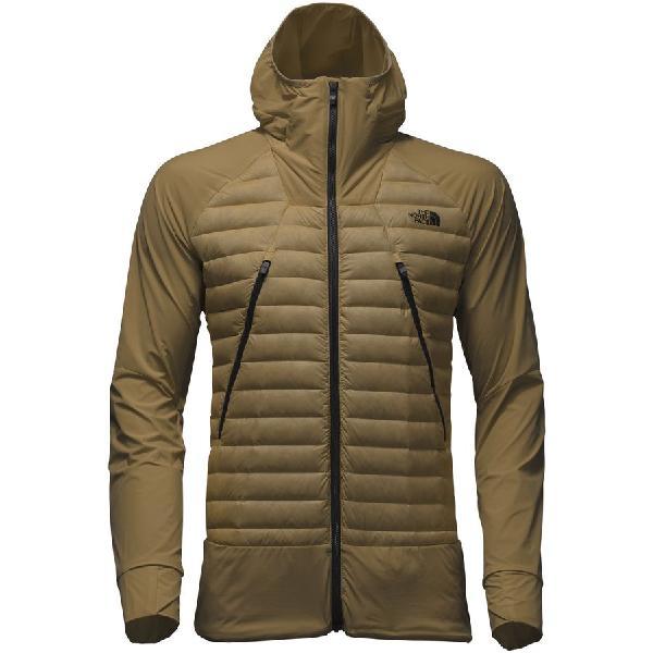 (取寄)ノースフェイス メンズ アンリミテッド フーデッド ダウン ジャケット The North Face Men's Unlimited Hooded Down Jacket Military Olive