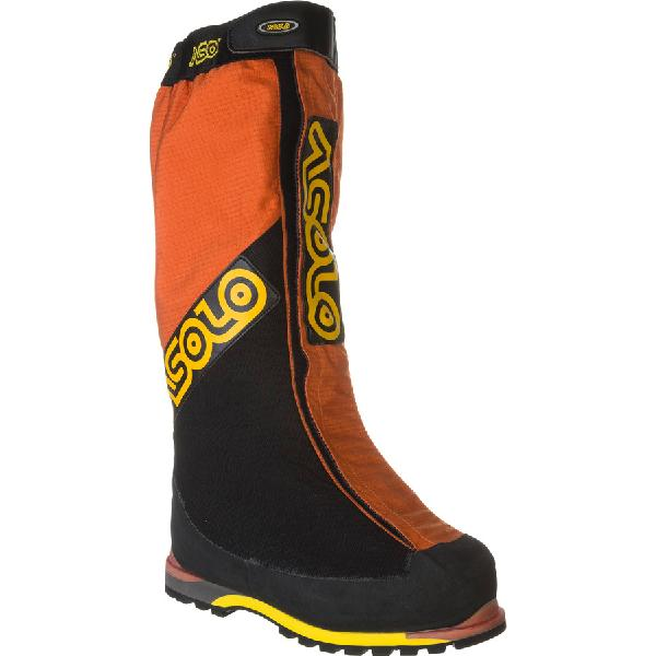 (取寄)アゾロ メンズ マナスル GV マウンテニアリング ブーツ Asolo Men's Manaslu GV Mountaineering Boot Orange/Black