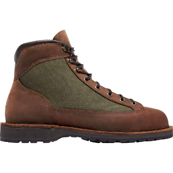 (取寄)ダナー メンズ X トポデ デザイン リッジ ブーツ Danner Men's x o Designs Ridge Boot Top Brown/Forest Green【outdoor_d19】