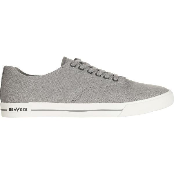 (取寄)シービーズ メンズ ハモサ プリムソル スタンダード シューズ SeaVees Men's Hermosa Plimsoll Standard Shoe Tin Grey
