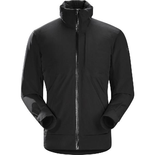 【エントリーでポイント10倍】(取寄)アークテリクス メンズ エイムス インサレーテッド ジャケット Arc'teryx Men's Ames Insulated Jacket Black
