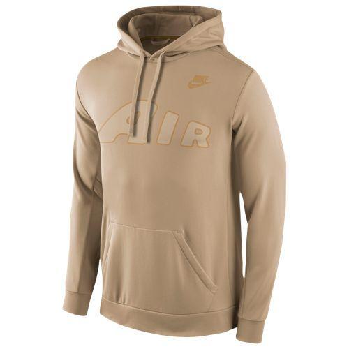 (取寄)Nike ナイキ メンズ パーカー フリース エア ロゴ フーディ Nike Men's Fleece Air Logo Hoodie Linen