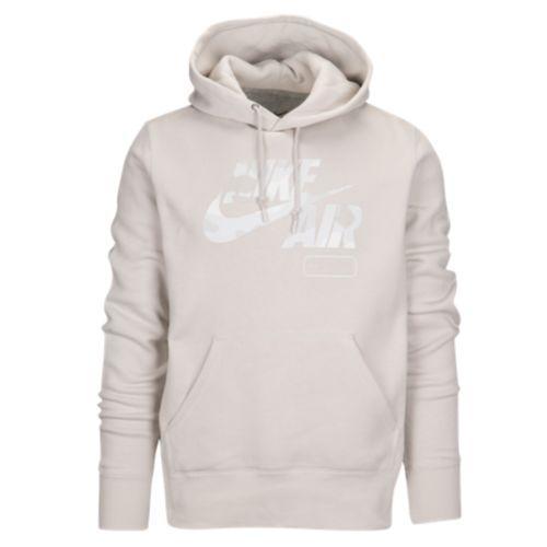 (取寄)Nike ナイキ メンズ パーカー グラフィック フーディ Nike Men's Graphic Hoodie Light Bone White Grey