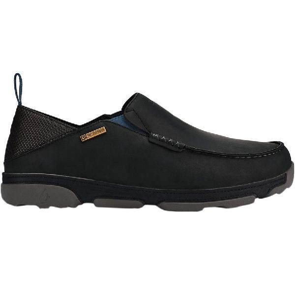 (取寄)オルカイ メンズ Na'I WP シューズ Olukai Men's Na'I WP Shoe Black/Black