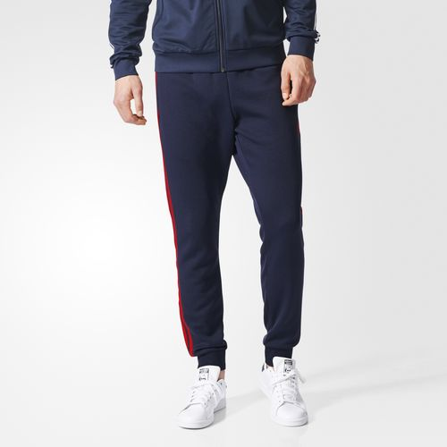 adidas originals men's superstar cuffed track pants