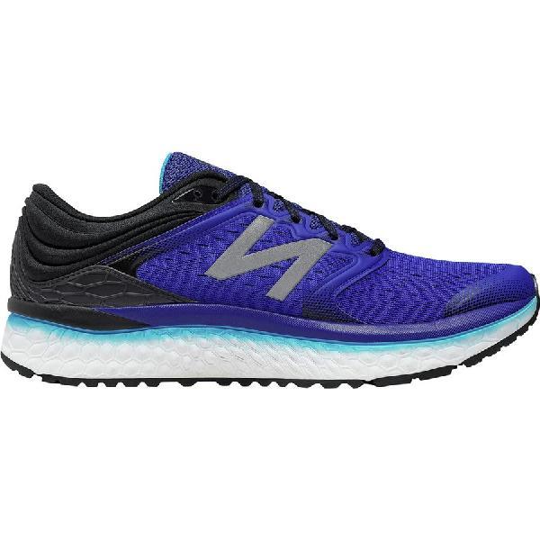 (取寄)ニューバランス メンズ スニーカー 青 1080v8 ランニングシューズ New Balance Men's 1080v8 Running Shoe Pacific