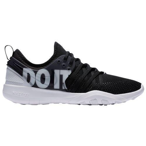 (取寄)ナイキ レディース フリー TR 7 スニーカー トレーニングシューズ Nike Women's Free TR 7 Black Black Wolf Grey